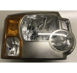 Discovery 3 Offside / Driver Side Headlight XBC500022